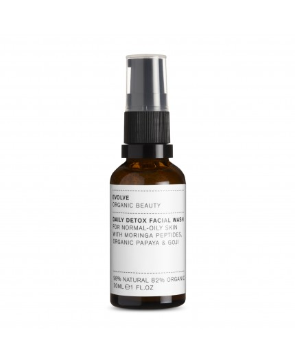 DAILY DETOX FACIAL WASH 30 ml - EVOLVE