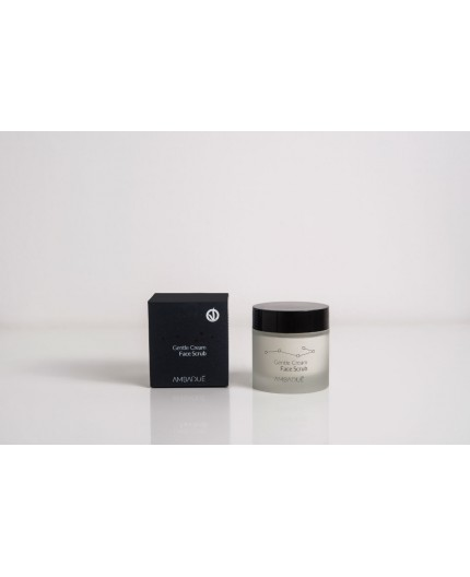 GENTLE CREAM FACE SCRUB - AMBADUE