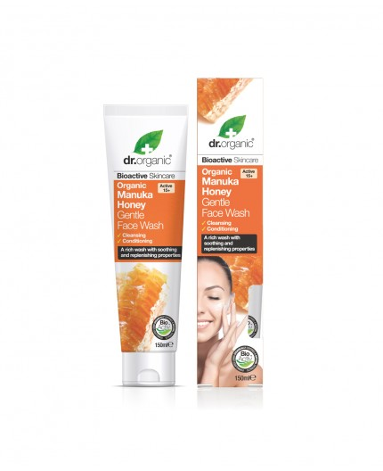 Organic Manuka Honey - Face Wash - Dr.Organic