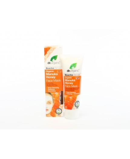 Organic Manuka Honey - Face Mask - Dr.Organic