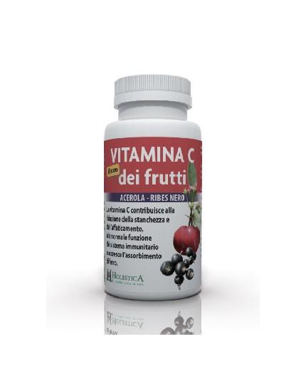 Vitamina C 60 compresse - HOLISTICA