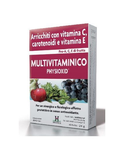 Multivitaminico Physioxid 40 capsule - HOLISTICA