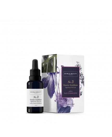 No.3 EXOTIC GODDESS AGELESS SERUM - EDIBLE BEAUTY