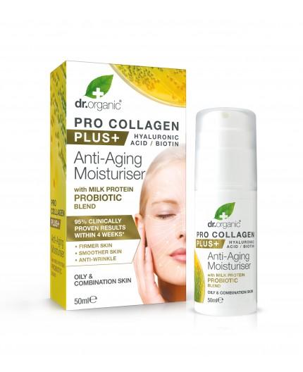 Pro Collagen Plus con MILK PROTEIN PROBIOTICS - Dr.Organic