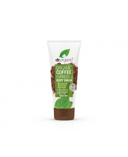 Organic Coffee Espresso Body Wash - Dr.Organic