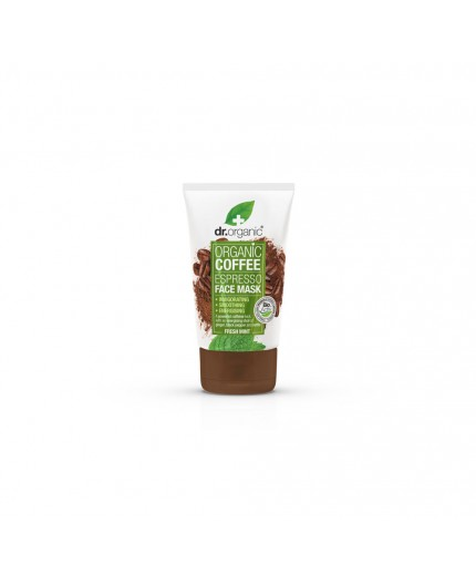 Organic Coffee Espresso Face Mask - Dr.Organic
