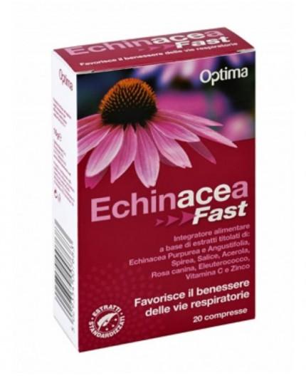 Echinacea Fast - Optima Naturals