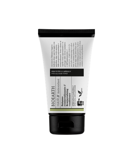 Bioearth Hair 2.0 Balsamo Remineralizzante - BIOEARTH